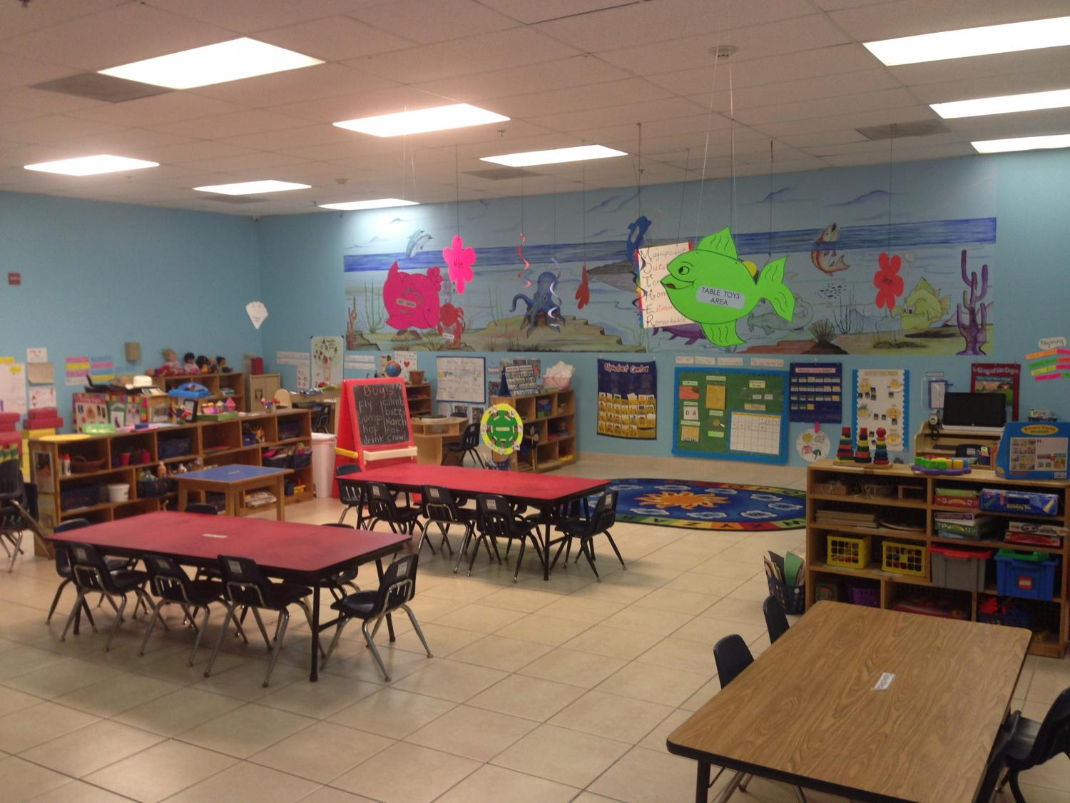Vpk Classroom Ideas ~ Little village learning center