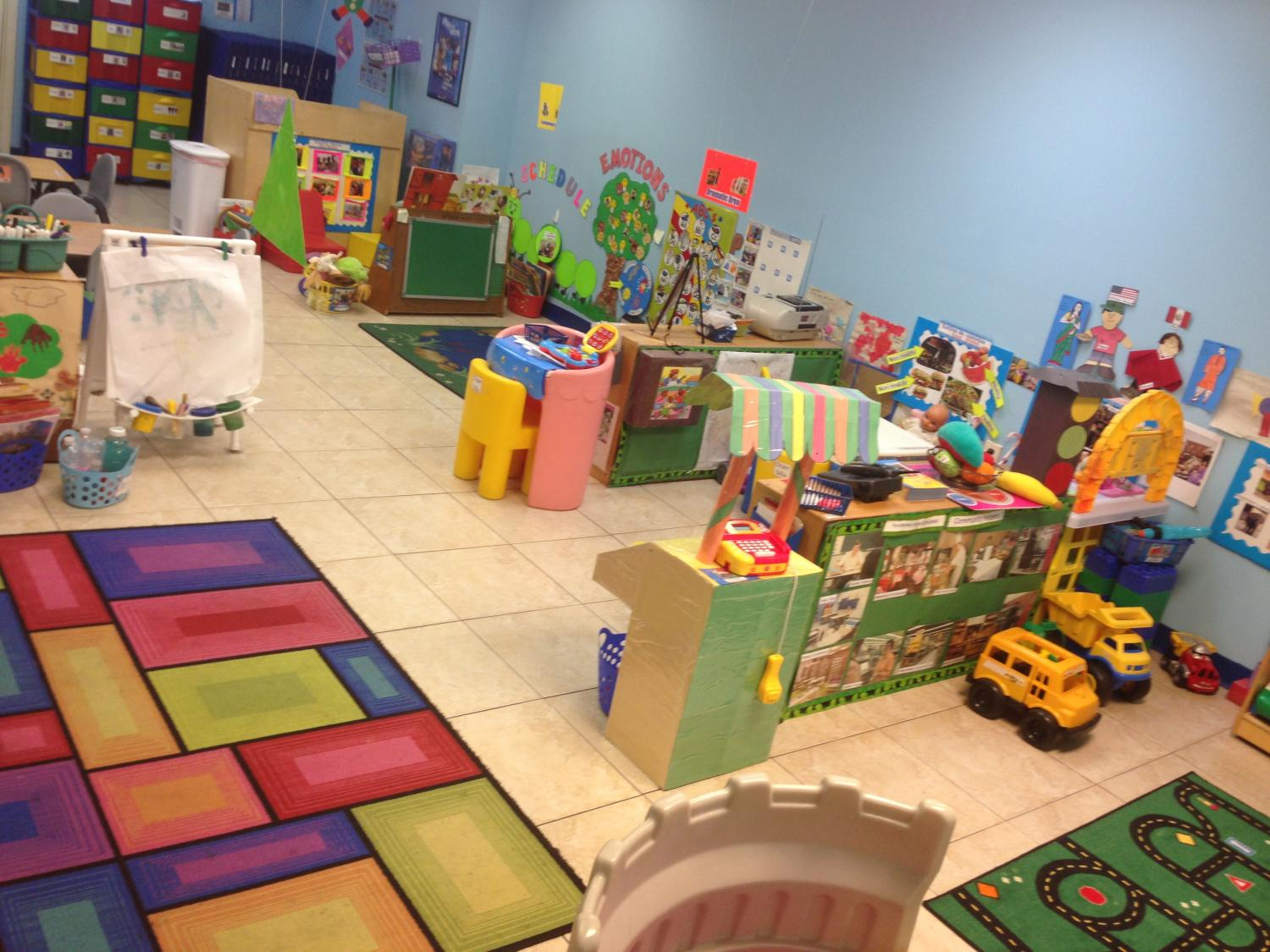 Classroom Ideas For 2 Year Olds ~ The gallery for gt high scope preschool classroom layout